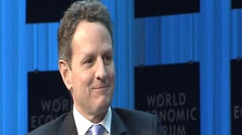 Video : Job creation is top priority: Timothy Geithner