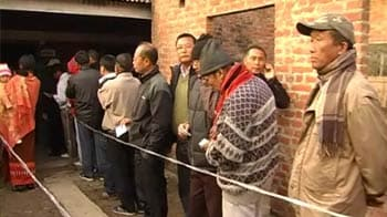 Video : Manipur elections: 7 killed in booth capturing attempt