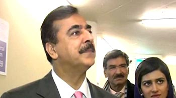 Video : No fear of coup in Pakistan: Gilani