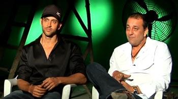 Video : Hrithik, Priyanka and Sanjay talk about <i>Agneepath</i>