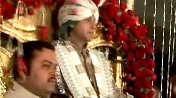 Videos : धूमधाम से हुई लालू की बेटी की शादी