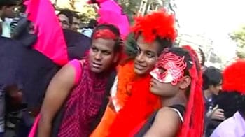 Video : Fourth Queer Azadi march held in Mumbai