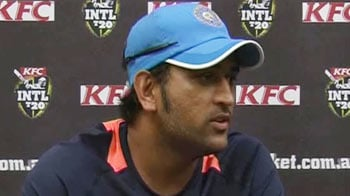 Captain Dhoni happy to step aside for a suitable candidate