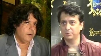 Video : Two Sajids play mediator in SRK, Shirish scuffle