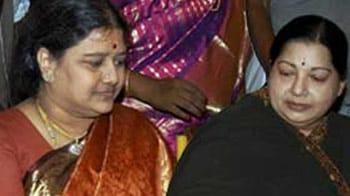 Video : Jayalalithaa's former aide Sasikala's brother arrested