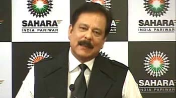 Video : It was a one-sided relationship: Sahara owner on BCCI fallout