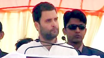 Video : No post-poll alliance in UP, says Rahul Gandhi