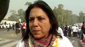 Video : NDTV's Marks For Sports: Mira Nair joins walk for cancer support