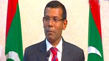Video : Maldives president resigns amid protests