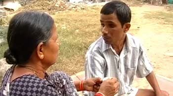 Video : Andhra widow, unable to pay bills, seeks euthanasia for paralysed son