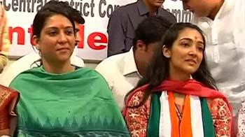 Video : Women 'proxy power' in Mumbai civic polls