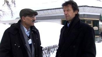 Video : Walk The Talk with Imran Khan