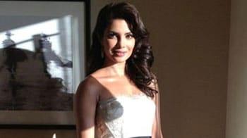 Priyanka Chopra attends Grammys