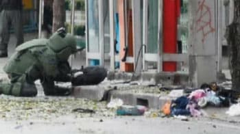 Video : 3 explosions reported in Bangkok, five injured