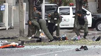 Video : Three blasts in Bangkok: Iran link again?