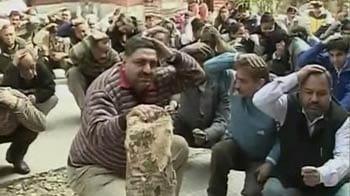 Video : Delhi fights disaster in a massive earthquake drill