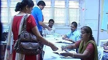 Video : Civic polls in 10 cities across Maharashtra today