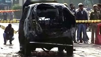 Video : 'Sticky bomb' blast: Overnight raids in Delhi, several suspects detained