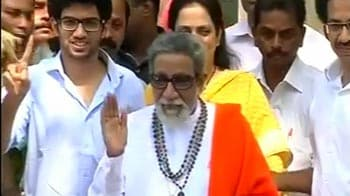 Video : Shiv Sena: The real face of Mumbai?