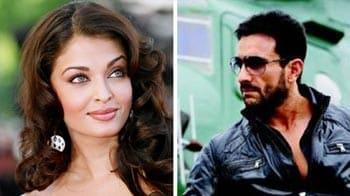 Video : Full-time mommy Aishwarya; Saif praises Kareena