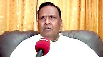 Videos : चुनाव आयोग का पूरा सम्मान करता हूं : बेनी प्रसाद