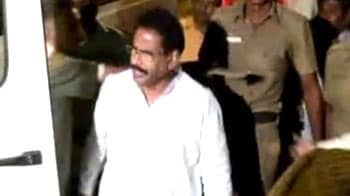 Video : Jayalalithaa's ex-aide Sasikala's husband Natarajan arrested