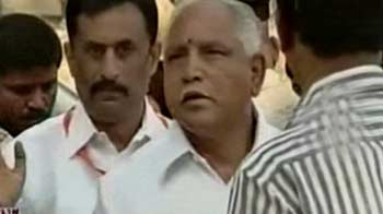 Video : Yeddyurappa's ultimatum puts BJP in crisis; second day of meet cancelled