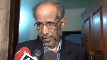 Video : Eminent scientist resigns from Space Commission