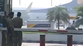 Videos : मुंबई एयरपोर्ट पांच घंटे के लिए बंद