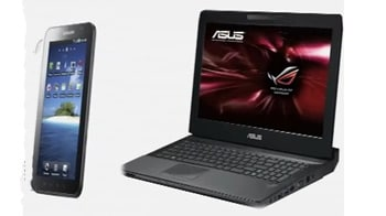 Video : Asus Transformer Prime and Sony PS Vita