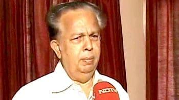 Video : Aerospace scientist should reconsider resignation: Ex-ISRO chief