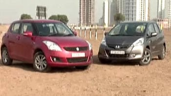 Video : Swift vs Jazz: Which is India's hottest hatchback?