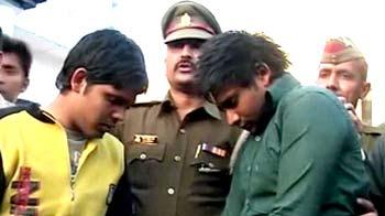 Video : 17-year-old girl gangraped in a car in Noida