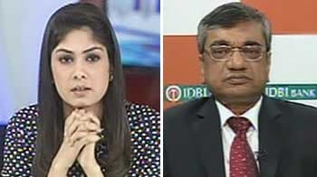 Video : Need Rs 1500 - Rs 2000 cr to maintain 8 per cent CAR for FY'12: IDBI Bank