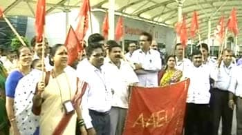 Video : Millions of workers to go on strike tomorrow