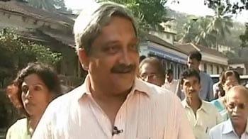 Video : Goa polls: English vs Konkani