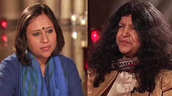 Video : Singer Abida Parveen talks about the power of Sufi music