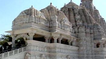 Video : इस मंदिर में दो तरह के देवता हैं...