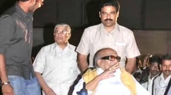 Video : Three security officers of Karunanidhi raided by vigilance officials