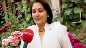 Videos : जयाप्रदा ने जमकर कोसा माया, मुलायम को