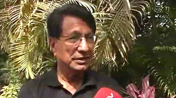 Video : UP polls: Ajit Singh denies reports of tie-up with SP