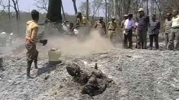 Video : The devastating Nagarhole forest fire