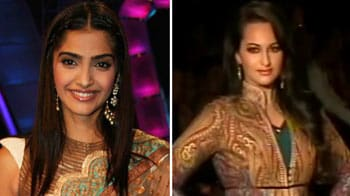 Video : Sonakshi tweets a dig at Sonam