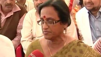 Videos : हार की जिम्मेदारी राहुल की नहीं : रीता बहुगुणा