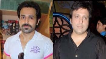 Video : Emraan praises Vidya, Govinda gets a makeover