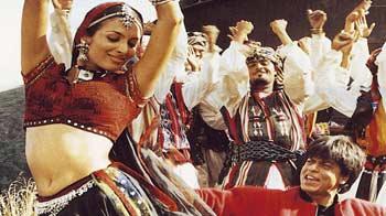 Video : Dancing queens of Bollywood