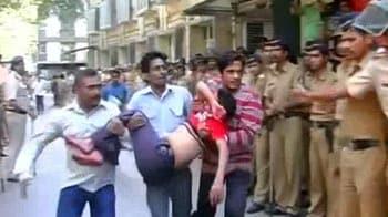 Video : Mumbai's toxic Holi: 200 hospitalised