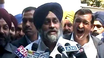 Video : Wherever Rahul Gandhi goes, Congress loses: Sukhbir Singh Badal