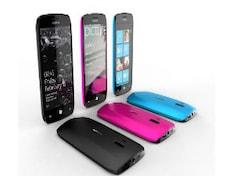New members of the Lumia family