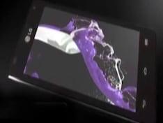 LG 3D Max and Optimus 4X